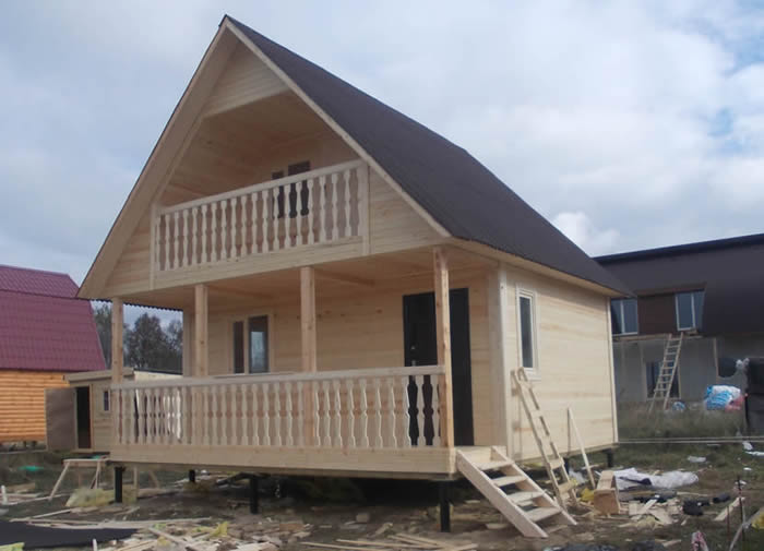 Архитектурные Стили Домов и Коттеджей
