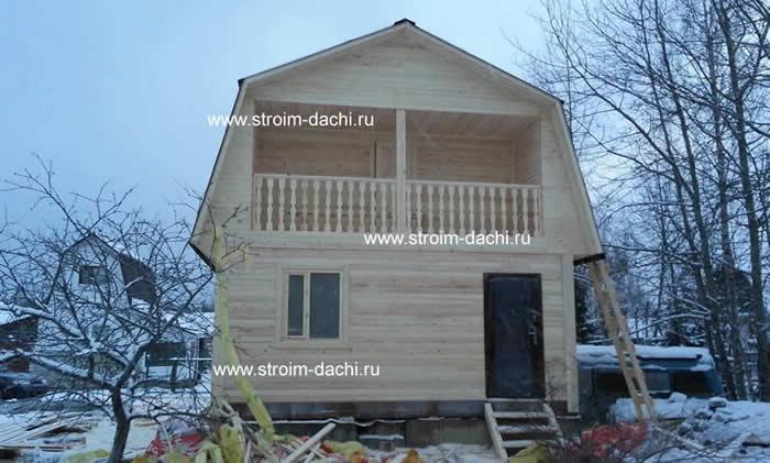 Реставрация, реконструкция, отделка деревянных домов из
